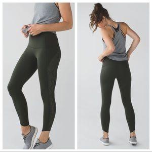 Lululemon Beyond Boundaries Green Pants.